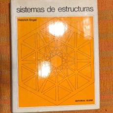 Libros antiguos: SISTEMAS DE ESTRUCTURAS H.ENGEL(39€). Lote 126798823