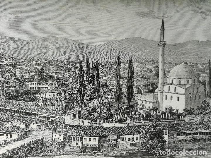 Libros antiguos: NUEVA GEOGRAFÍA UNIVERSAL , Obra Completa 1881 , Montaner y Simon , Barcelona. RARA ¡!!!!!!!!! - Foto 13 - 126860303