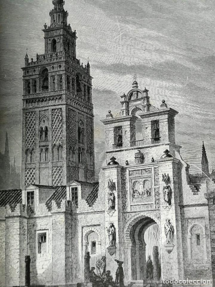 Libros antiguos: NUEVA GEOGRAFÍA UNIVERSAL , Obra Completa 1881 , Montaner y Simon , Barcelona. RARA ¡!!!!!!!!! - Foto 15 - 126860303