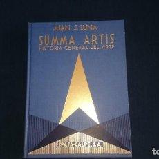 Libros antiguos: SUMMA ARTIS VOL. XXXIII -- PINTURA BRITANICA ( 1500 - 1820 ). Lote 126943635