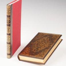 Libros antiguos: LIBRO DE HORAS DEL CONDE DUQUE DE OLIVARES EDICION POR MILLENNIUM WORLD CODEX. Lote 126985195