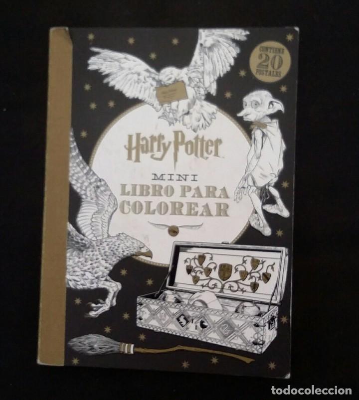 libro de harry potter para colorear. de salani - Comprar en ...