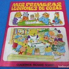 Libros antiguos: MIS PRIMERAS LECCIONES DE CORSAS 32. Lote 127133347