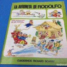 Libros antiguos: LA AVIONETA DE RODOLFO 29. Lote 127133723