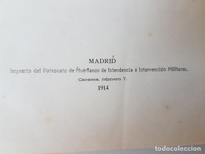 Libros antiguos: EL EJÉRCITO EN EL ESTADO ( GENERAL NAVARRO ) 1914 - REFLEXION SOBRE LA FUERZA DEL EJÉRCITO - Foto 4 - 127211603