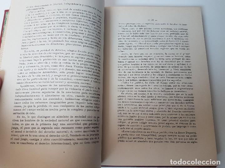 Libros antiguos: EL EJÉRCITO EN EL ESTADO ( GENERAL NAVARRO ) 1914 - REFLEXION SOBRE LA FUERZA DEL EJÉRCITO - Foto 5 - 127211603