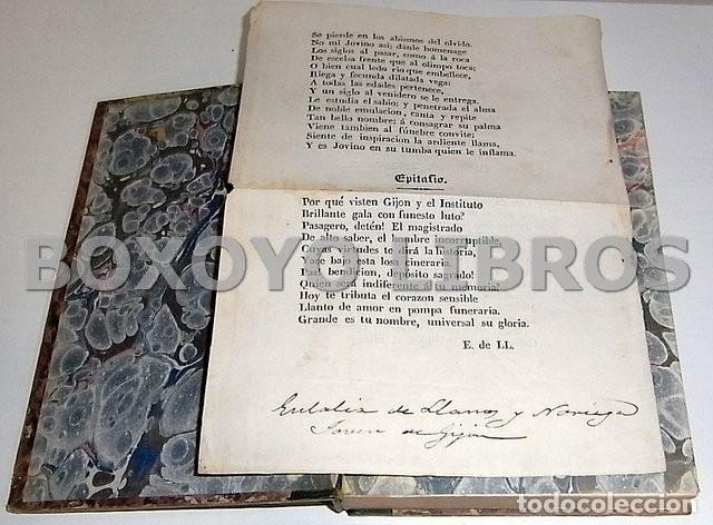 Libros antiguos: Obras del Excmo. Sr. Melchor Gaspar de Jovellanos. 8 tomos. 1839. Ilustradas con numerosas notas - Foto 2 - 47583095