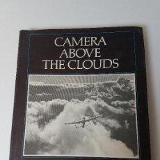 Libros antiguos: CAMERA ABOVE ( FOTOGRAFIAS DE AVIONES ) FOT. CHARLES BROW ( AÑOS 30/40 ). Lote 127325655