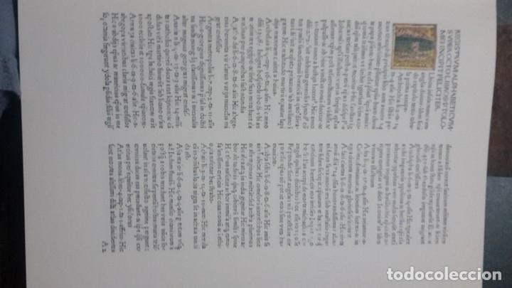 Libros antiguos: MUNDUS NOVUS ET VETERUS ,COSMOGRAFIA PTOLOMEO. - Foto 6 - 57012794