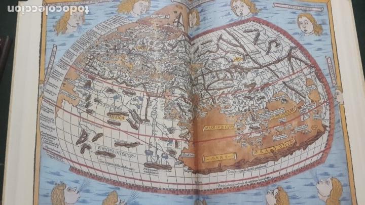 Libros antiguos: MUNDUS NOVUS ET VETERUS ,COSMOGRAFIA PTOLOMEO. - Foto 9 - 57012794