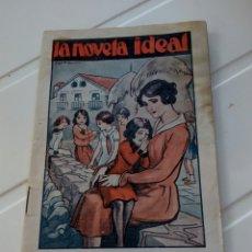 Libros antiguos: LA NOVELA IDEAL, LA INFINITA SED N'181, AÑOS 20. Lote 127571295