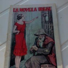 Libros antiguos: LA NOVELA IDEAL,LA PROPIA OBRA N'228 AÑOS 20. Lote 127574467