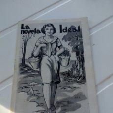 Libros antiguos: LA NOVELA IDEAL, EL SOTO DEL CEREZAL N'247 ABRIL 1931. Lote 127576854