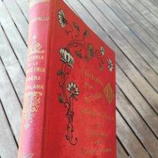 Livros antigos: HISTORIA DE LA INDUSTRIA LANERA CATALANA-JOSE VENTALLÓ VINTRÓ-IMPRENTA VENTAYOL-1904. Lote 127582955