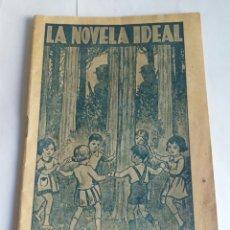 Libros antiguos: LA NOVELA IDEAL, LOS PEQUEÑOS DELINCUENTES N'310 AÑO 1932. Lote 127620256