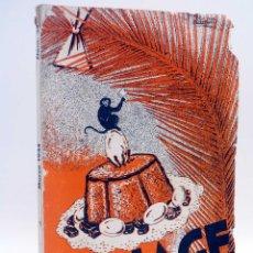 Libros antiguos: MENAGE, REVISTA DE COCINA 38. 2ª ÉPOCA. AÑO IV (VVAA) REVISTA MENAGE, 1934. Lote 127622715