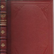 Libros antiguos: LA BARCELONA VUITCENTISTA 1801-1900 / RAMON MUNTANER. DEDICATORIA AUTOR. BCN : CATALONIA, 1929. PELL. Lote 127706123