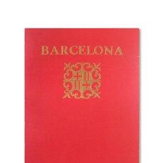 Libros antiguos: LLIBRERIA ANTIQUÀRIA DELSTRE'S - CATÀLEG DE LLIBRES SOBRE LA CIUTAT DE BARCELONA. Lote 127726847