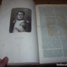 Libros antiguos: HISTORIA UNIVERSAL .TOMO VI .ÉPOCAS XVII Y XVIII. CÉSAR CANTÚ. IMP. GASPAR Y ROIG. 1857. UNA JOYA!!. Lote 127800395