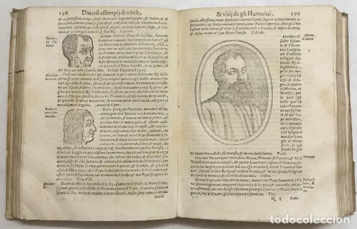 Libros antiguos: IL VAGO & DILETTEVOLE GIARDINO OVE SI LEGGONO GLI INFELICI FINI DI MOLTI HUOMINI ILLUSTRI. I varrii, - Foto 7 - 114798315