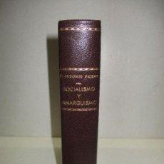 Libros antiguos: LA ENCÍCLICA DE NUESTRO SANTÍSIMO PADRE LEÓN XIII DE CONDITIONE OPIFICUM..VICENT, ANTONIO. 1895.. Lote 123258015