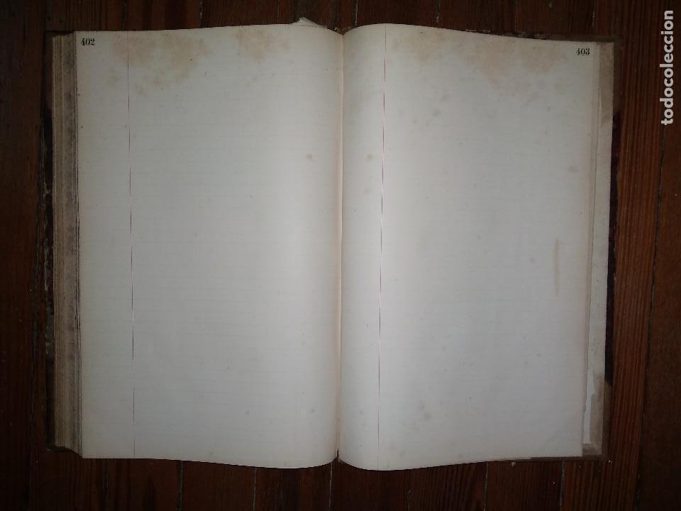 Libros antiguos: Manuscritos de Carlos María Ramírez durante su etapa en la Legación Oriental del Uruguay 1873 - 75 - Foto 11 - 127890103