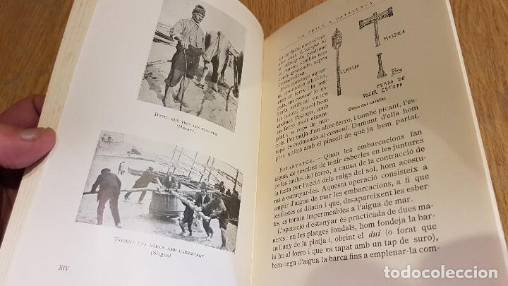 Libros antiguos: LA PESCA A CATALUNYA / EMERENCIÀ ROIG / EDITORIAL BARCINO - 1927 / BUENA CALIDAD. - Foto 6 - 127906243