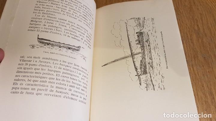 Libros antiguos: LA PESCA A CATALUNYA / EMERENCIÀ ROIG / EDITORIAL BARCINO - 1927 / BUENA CALIDAD. - Foto 7 - 127906243
