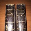 Libros antiguos: EL DIABLO EN PALACIO 2 TOMOS. Lote 127929483