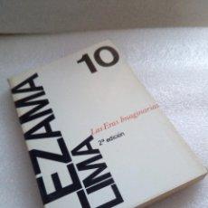 Livres anciens: LEZAMA LIMA: LAS ERAS IMAGINARIAS, FUNDAMENTOS, 1982, NUEVO SIN LEER. Lote 127945351