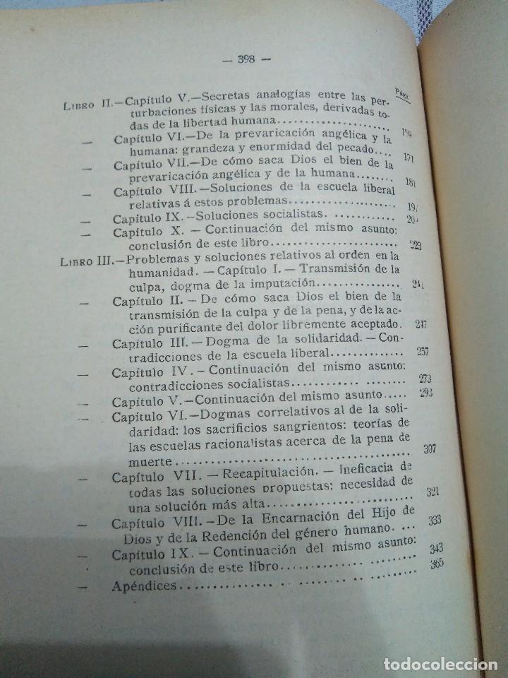 Libros antiguos: Obras escogidas de Juan Donoso Cortés. 1903. - Foto 6 - 127979235