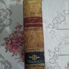 Libros antiguos: OBRAS ESCOGIDAS DE JUAN DONOSO CORTÉS. 1903.. Lote 127979235