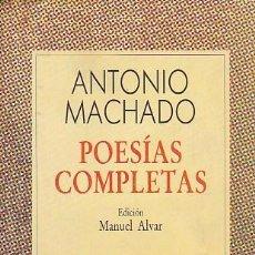 Libros antiguos: POESÍAS COMPLETAS . Lote 128058583