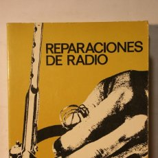 Libros antiguos: REPARACIONES DE RADIO AFHA. Lote 128113915