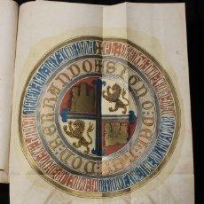 Libros antiguos: MEMORIAS DE D. FERNANDO IV DE CASTILLA • CRÓNICA • BENAVIDES • 1860 · 2 VOLS · CROMOLITOGRAFÍAS. Lote 128212951