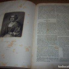 Libros antiguos: HISTORIA UNIVERSAL .TOMO IV .ÉPOCAS XII , XIII Y XIV. CÉSAR CANTÚ. IMP. GASPAR Y ROIG.1857. UNA JOYA. Lote 128234991