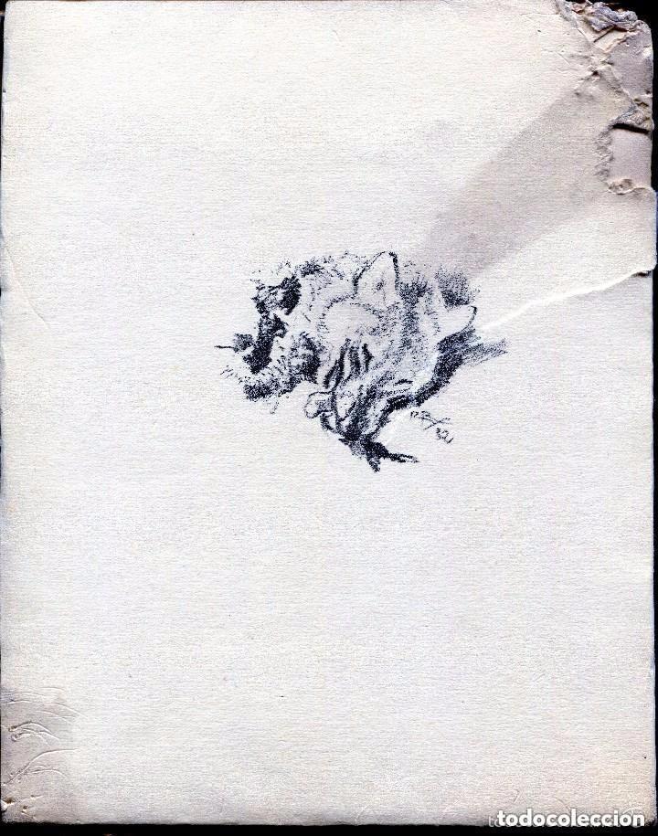 Libros antiguos: LES GENTILSHOMMES CHASSEURS--MARQUIS DE FOUDRAS- CAZA CINEGETICA- 1932. RARO - Foto 2 - 128237119