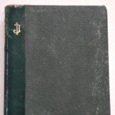 Libros antiguos: ELEMENTOS DE AVIACIÓN - ANTONIO ARMANGUÉ - GUSTAVO GILI, EDITOR - BARCELONA 1931. Lote 128246339