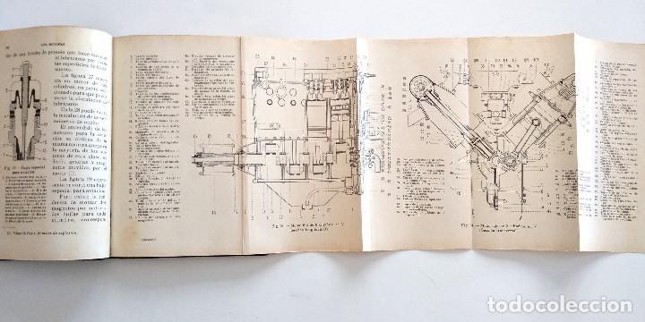 Libros antiguos: ELEMENTOS DE AVIACIÓN - ANTONIO ARMANGUÉ - GUSTAVO GILI, EDITOR - BARCELONA 1931 - Foto 5 - 128246339