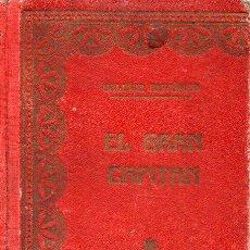 Libros antiguos: OSÉS LARUMBE . EL GRAN CAPITÁN (LIBR. MONTSERRAT, C. 1920). Lote 128258163