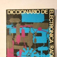 Libros antiguos: DICIONARIO ELECTRONICA AFHA. Lote 128262931