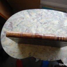 Libros antiguos: LA TIERRA Y EL HOMBRE TOMO II POR FEDERICO DE HELLWALD. EDIT. MONTANER Y SIMON. 1887. TAPA DURA.. Lote 128264027