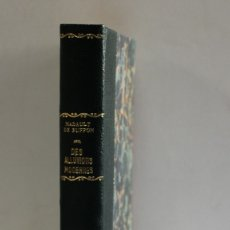 Libros antiguos: HYDRAULIQUE AGRICOLE. DES ALUVIONS MODERNES COMPRENANT DE NOUVEAUX DOCUMENTS SUR LES TRAVAUX DE.... Lote 123168444