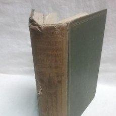 Libros antiguos: DICCIONARIO TERMINOLOGICO DE CIENCIAS MÉDICAS - SALVAT - AÑO 1936 . Lote 128279579