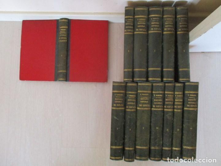 D. VÍCTOR GEBHARDT HISTORIA GENERAL DE ESPAÑA Y DE SUS INDIAS ...RMT87077 (Libros Antiguos, Raros y Curiosos - Historia - Otros)
