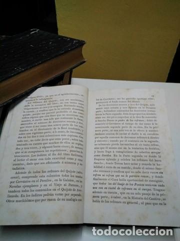Libros antiguos: Los refranes del Quijote. José Coll y Vehí. 1ª edición 1874 - Foto 4 - 128352763