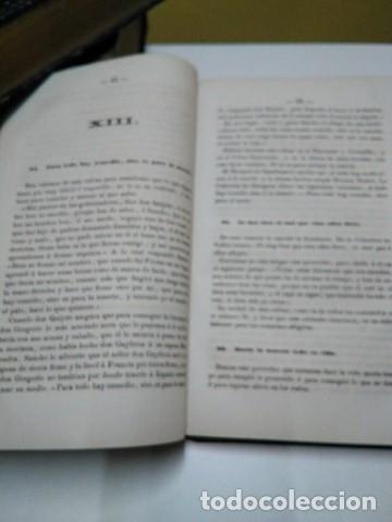 Libros antiguos: Los refranes del Quijote. José Coll y Vehí. 1ª edición 1874 - Foto 5 - 128352763