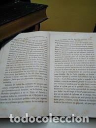 Libros antiguos: Los refranes del Quijote. José Coll y Vehí. 1ª edición 1874 - Foto 6 - 128352763