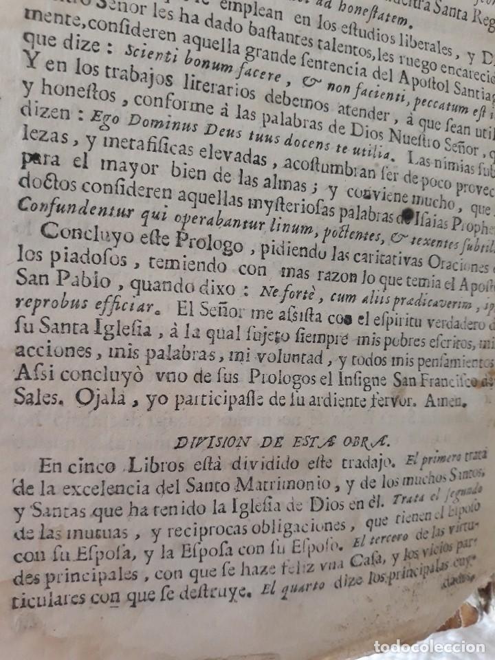 Libros antiguos: A. ARBIOL: LA FAMILIA REGULADA. - Foto 3 - 128363827