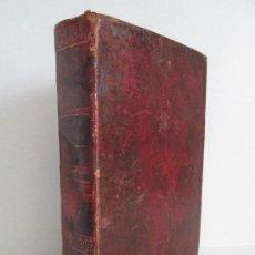Libros antiguos: MANUAL COMPLETO DE CARPINTERIA. TOMO II. IMPRENTA DIAZ Y COMPAÑIA. 1854. VER FOTOGRAFIAS. Lote 128401563